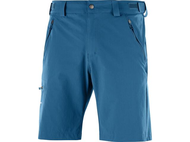 Salomon Wayfarer Shorts Regular Herr moroccan blue